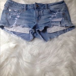 NWOT American Eagle Outfitters Shorts Denim Jeans